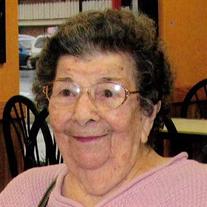 Mary Elizabeth Belvedresi