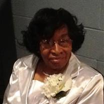 Mrs. Willye Myrtle Adams