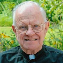 Brother Labré Dillon C.F.X.