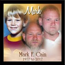 Mark F. Cain
