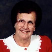 Mrs. Joyce Warren Giddens