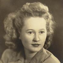 Ruth Barnes Matlock