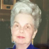 Margaret Sue Walton