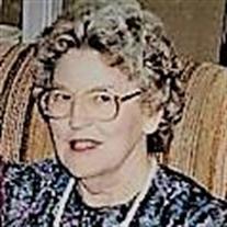 Mrs. Dot Lunsford Riggle