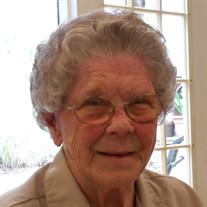 Mrs. Audrey Walker Nance