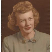 Mary Eloise Rash