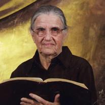 Mrs. Juanita B. Taylor