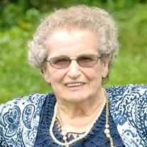 Alice M Wilkins