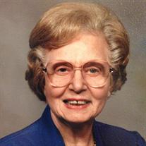 Mrs. Muriel W. Trusheim