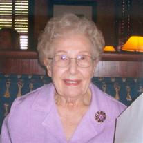 Mrs. Aleene  Elizabeth Stewart