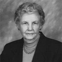 Mary (Liz) Elizabeth Robertson