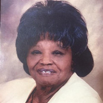 Mrs. Willie Mae Mason