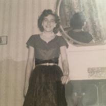 Margaret  Irene Price