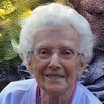 Norma Constance Berge