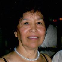 Lupita Vasquez Del Valle