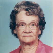 Frances Foster Griffin