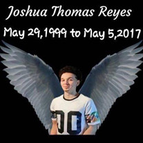 Mr. Joshua Thomas Reyes