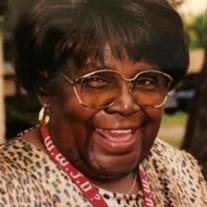 Velma Temple Jacques