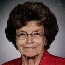 Erma Mae Baumgartner