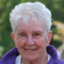 Mary Ellen Tompkins Brinkman