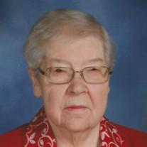 Irene M. Schultz