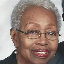 Mrs. Sarah D. Irons