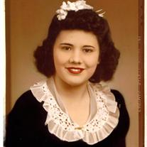 Mrs. Virginia Ruth Rowe