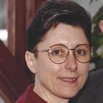 Mary Ann Greves