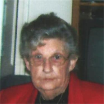 Mrs. Dorothy Mae Brown Bates