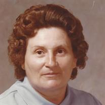 Cora Virginia Richardson Rauton
