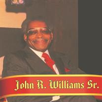 John Raymond Williams Sr.
