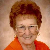 """Geraldine """"Jerry"""" Schmidt"""