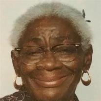 "Mother Ida Mae ""Ma Dear"" Julius"