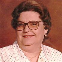 Gladys Siddall
