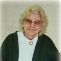 Margaret (Polly) Harris Parvin