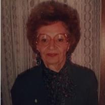 Christine Gertrude McElfish