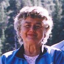 Barbara May Weston