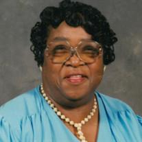 Mrs. Ellie Jo Leonard