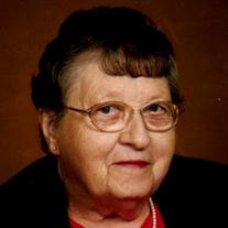 Mrs Martha Oliver Moss