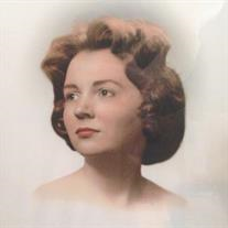 Betty Bullard Manning