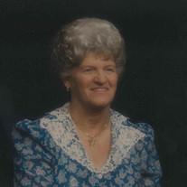Mrs. Mary Elizabeth Wilson