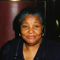 """Mrs. Geneva """"Deah"""" Robinson"""