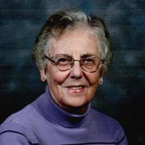 Patricia Ann Townshend