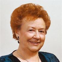 Peggy Ann Parker Jensen