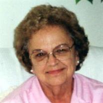 Mrs. Betty Mae Munzenmayer