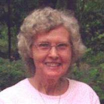 Mrs. Jeannie Courson Quinsey