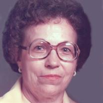 Mrs. Mary Brooks Huskey