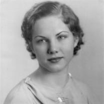 Marjorie Foster