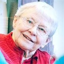 Elizabeth Mary 'Betty' Backus