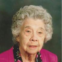 Grace V. Meyer